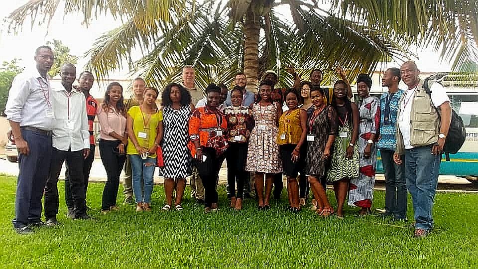 Erlebnisbericht über Startup-Lernreise nach Ghana am 16. Juli