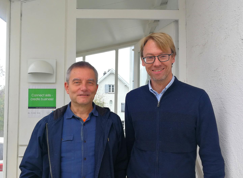 Hans-Peter Sander folgt als neuer Genossenschaftsvorstand auf Marc Schlüpmann