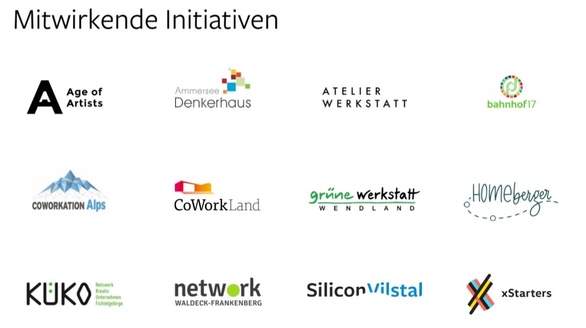 Dießener Ammersee Denkerhaus – Coworking Space auf Grüner Woche 2020