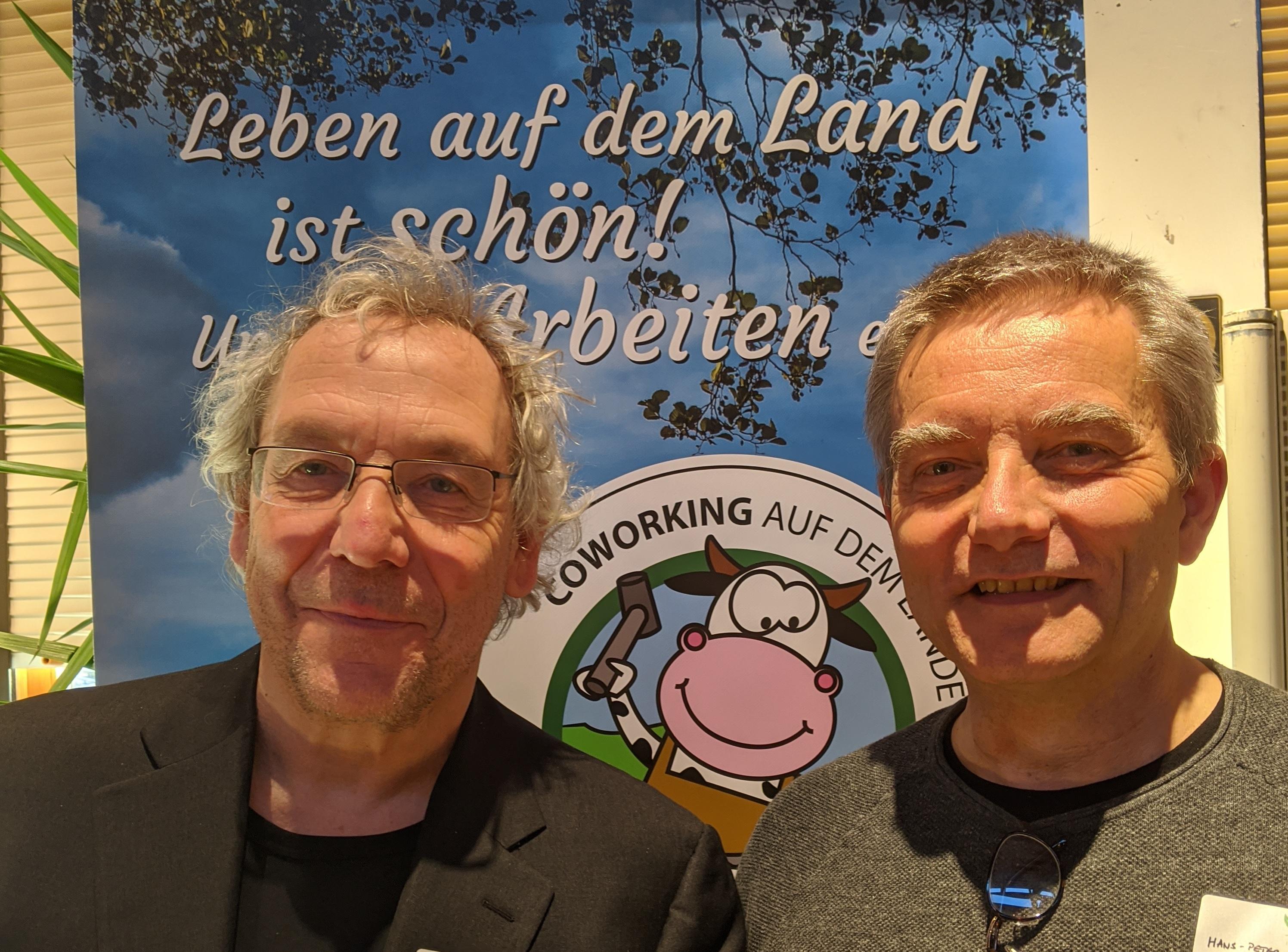 Kennengelernt: Mobilitätsforscher Prof. Dr. Andreas Knie