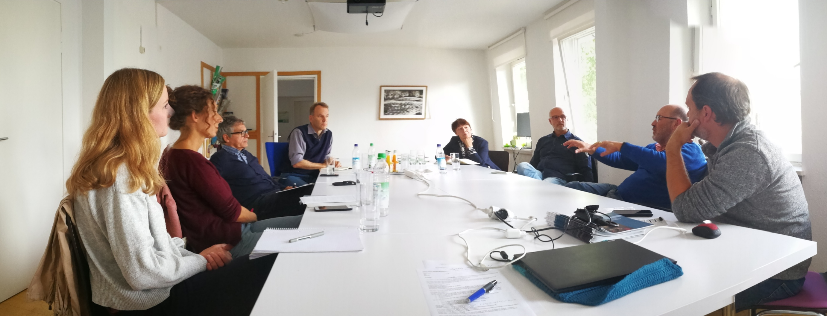 Kleinstadtakademie-Gespräche im Ammersee Denkerhaus